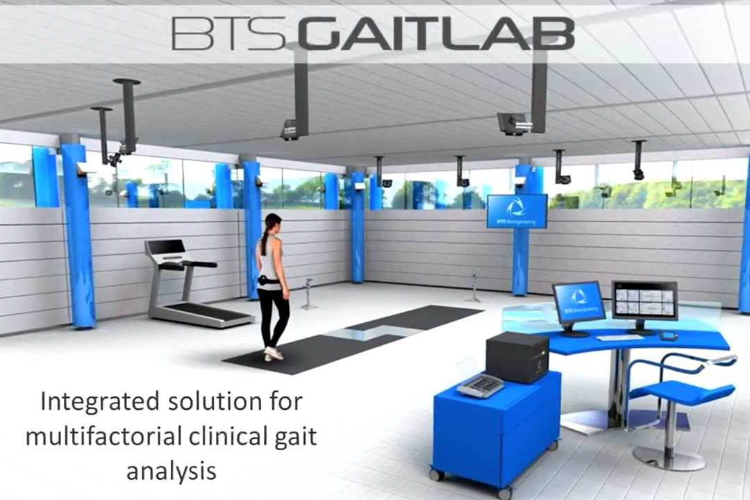 It's an unparalleled result of innovation in multi-factorial movement analysis